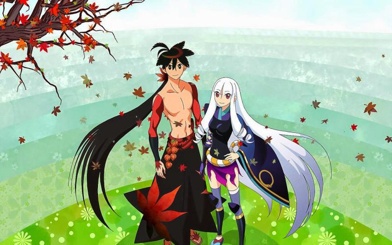 Katanagatari anime wallpaper
