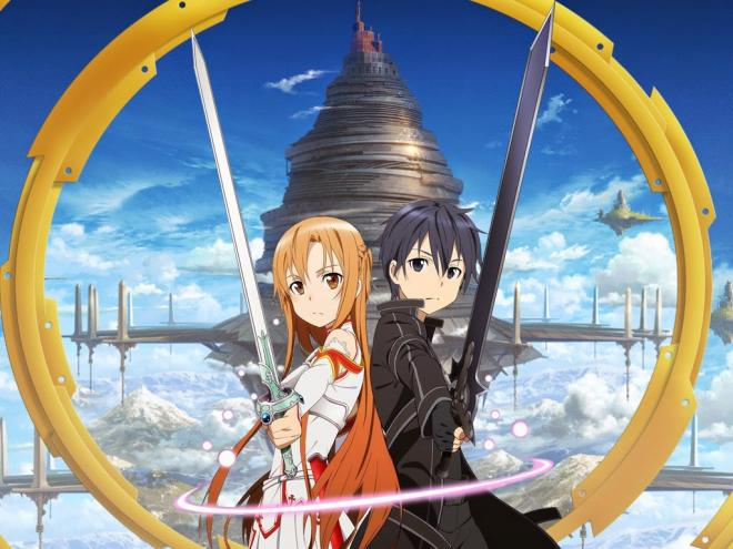 Sword art online by ryshin d5gnqrd
