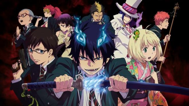 The exorsit blue exorcist 1069642